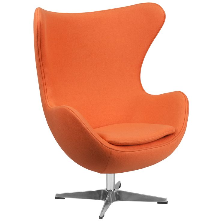 Flash Furniture Wool Fabric Egg Chair   AllModern. 259 best For the Home images on Pinterest   For the home  Art