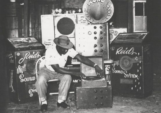 Legendary Jamaican producer and sound-system owner DUKE REID in the early 1960s.For more awesome pins : #iQHamburg