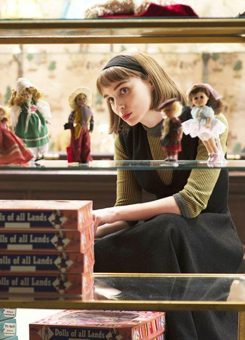 Rooney Mara in 'Carol'(2015).