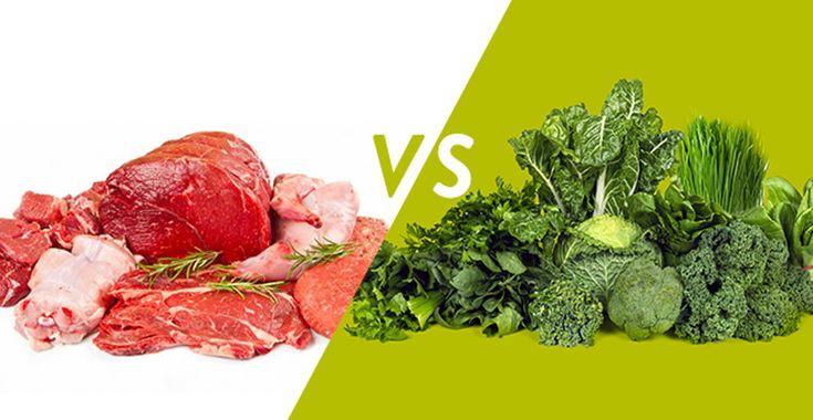 Proteínas de origen vegetal vs proteínas de origen animal. ¿Cuáles reducen el riesgo de muerte? #salud #saludable #conocersalud