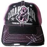 Lizard Lick Towing Pink Black Hat I want it