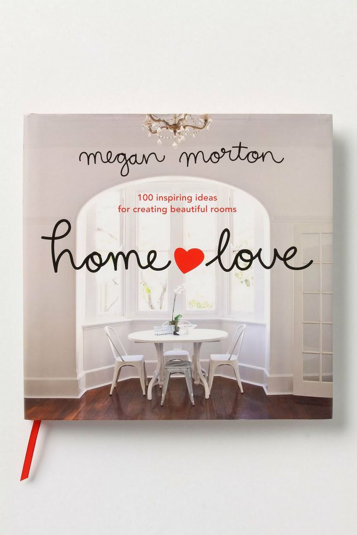 Fishpond Australia, Home Love: 100 Inspiring Ideas for Creating Beautiful  Rooms by Megan Morton. Buy Books online: Home Love: 100 Inspiring Ideas for  ...