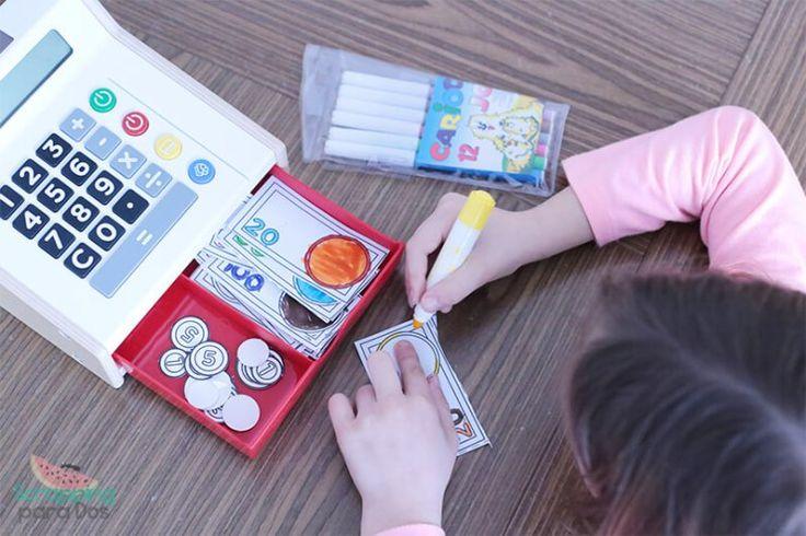 caja registradora de ikea de juguete