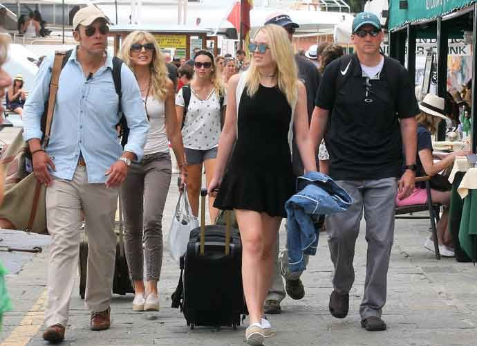Tiffany Trump & Marla Maples Leave Italy After Summer Vacation [PHOTOS]
