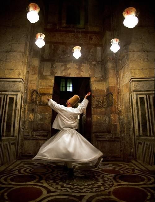 Sufi (Tannoura) If you find me not within you, you will never find me. For, I have been with you, from the beginning of me. ~ Rumi