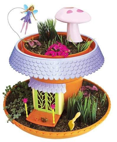 My Fairy Garden Freya S Magical Cottage This Is A Cute Gift Idea For A Little Girl Who Loves Fairies Ad My Fairy Garden Miniature Fairy Gardens Fairy Garden