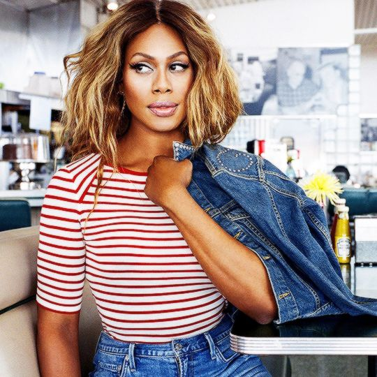 Is Warriors Of The Rainbow On Netflix: 25+ Best Ideas About Laverne Cox On Pinterest