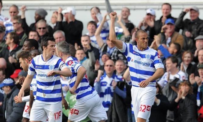 QPR Everton match report from loftforwords