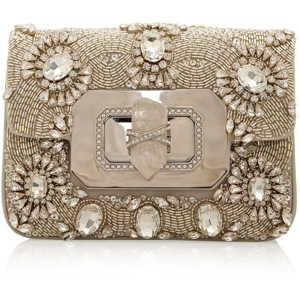 MARCHESA Crystal Box Clutch...love it and want it!