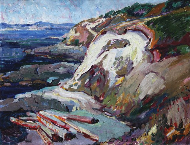 Emily Carr, 'Coast of British Columbia' at Mayberry Fine Art