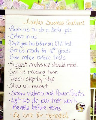 Those first days we go back to school don't have to be boring! Have kids come up with their own procedures and expectations, and be sure to use this cool twist!