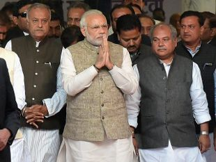 PM Narendra Modi set to face fallout from his 50-day cash promise to India