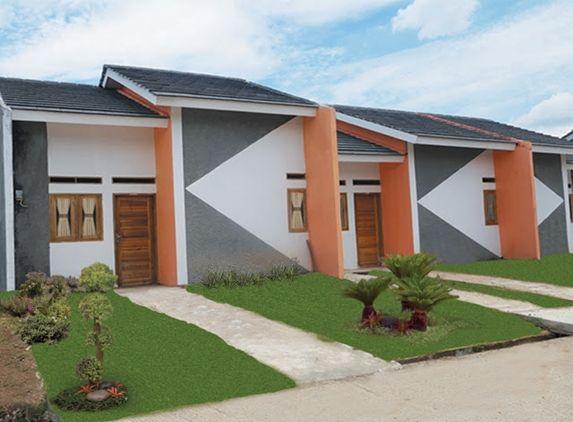 model rumah minimalis modern 1 lantai type 36 4