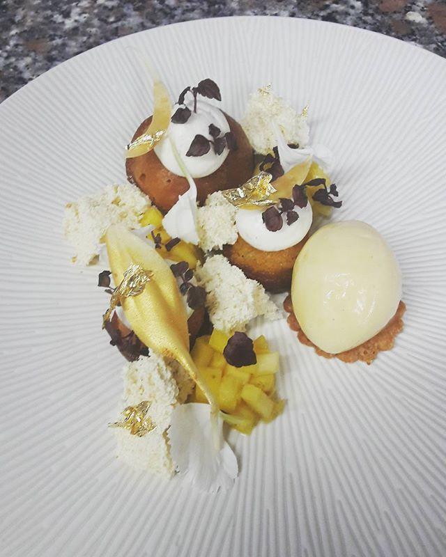 Les 101 meilleures images du tableau Desserts à l'assiette ...