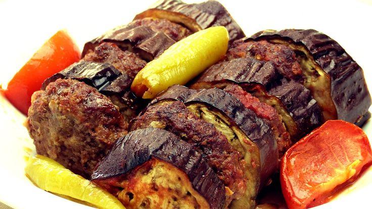 手机壳定制kayano womens Eggplant Kebab Recipe  Easy Baked Turkish Shish Kebab