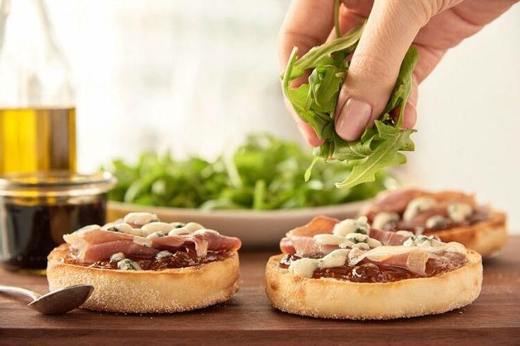 New Bays English Muffins Pizza Genius