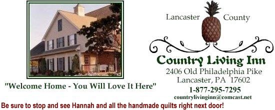 92 best inns and b bs for guests lancaster county pa for Country living inn lancaster