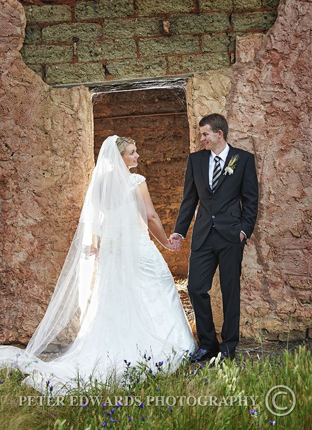 Bush weddings in Western Australia #WA #green #beautiful www.peteredwardsphotos.com.au