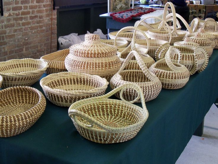 Woman Artist: Mary Jackson and the Sweet Grass Basketry ...