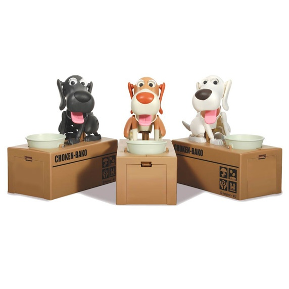 Hucha Perro hambriento / Dog Money Box · Tienda de Regalos originales UniversOriginal