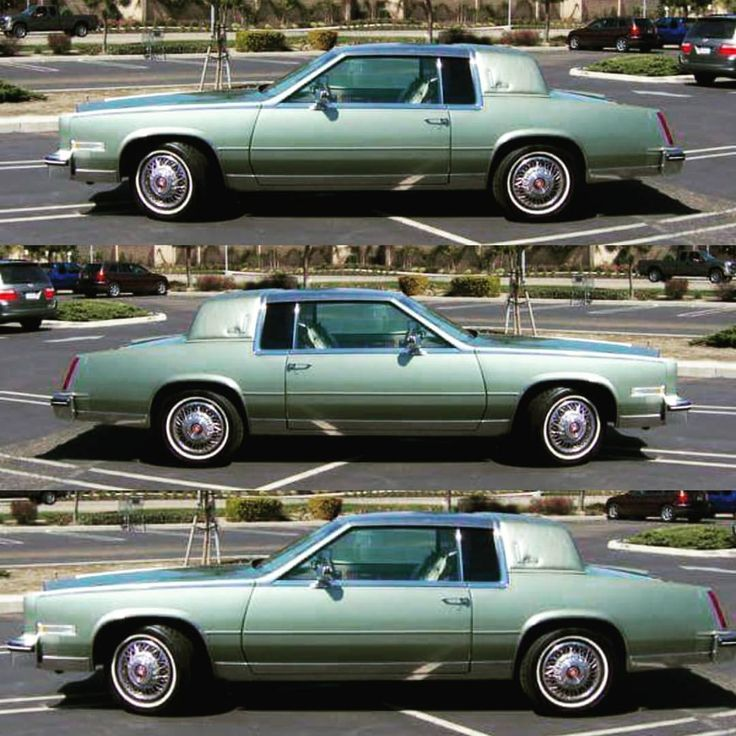 76 Best Cadillac Eldorado 1979-85 Images On Pinterest