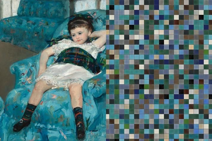 Czy istnieje doskonałe połączenie barw? Nowości od Trufle Mozaiki - PLN Design