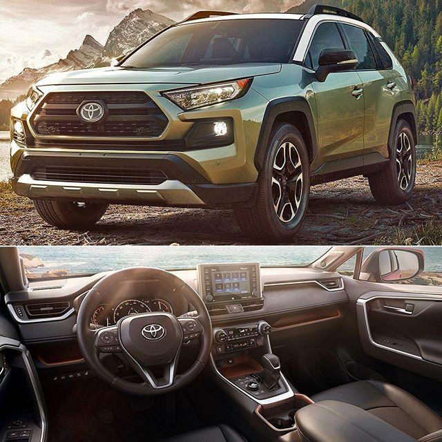 2019 Toyota Rav4: Toyota RAV4 2019 Prazer Essa é A Nova Geração Do SUV