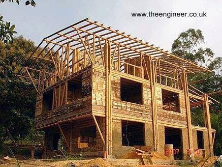 Arquitectura de Casas: Materiales para construir viviendas.