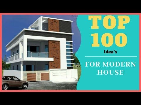 Top 100 Front Elevation Designs For Double Floor House Designs For