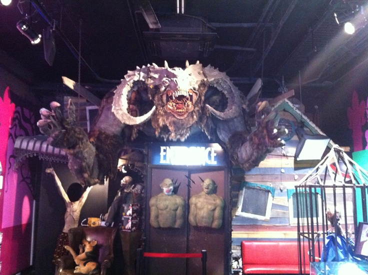 Haunted House in Surfers Paradise on the Gold Coast