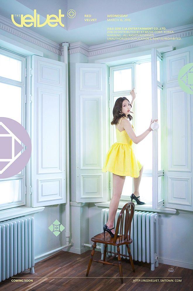 Red Velvet (레드벨벳) Mini Album Vol. 2 - The Velvet (édition coréenne) (Poster offert*) - ASIAWORLDMUSIC - Site de vente en ligne des magasins MUSICA