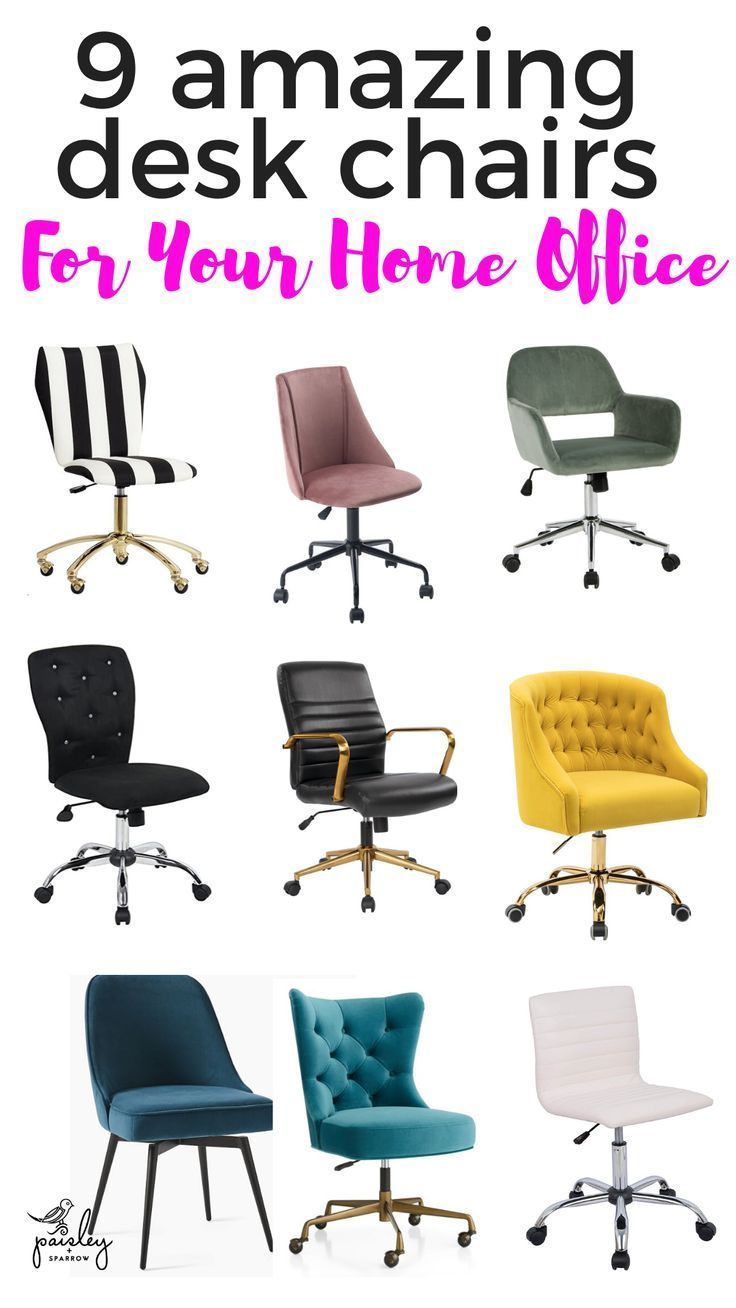 9 Of The Best Desk Chairs In 2020 Desk Chair Comfortable Desk