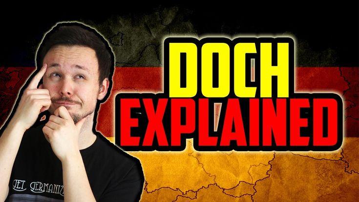 Learn German | Doch Explained