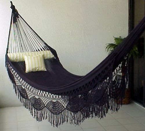 Hang in There: Indoor Hammocks