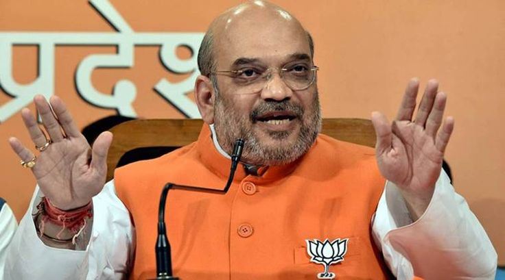 "BJP President Amit Shah said on Saturday that there will be a robust banking sector in five to 10 years time following the steps taken by the Narendra Modi government to clean up the public sector bank's balance-sheets in the face of NPAs. Addressing an industry interactive session at Ficci here, he said that high … Continue reading ""No Point In Hiding NPAs Through Jugglery Of Figures: Amit Shah"""