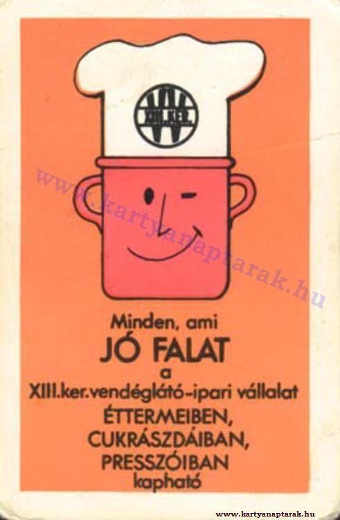 1974 - 1974_0741 - Régi magyar kártyanaptárak