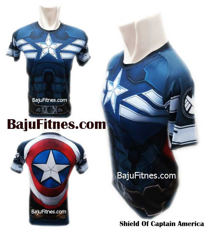 SHIELD OF CAPTAIN AMERICA   Category : Full Print  Bahan dryfit Body fit All size m fit to L Berat : 68 kg - 82 kg Tinggi : 168 cm - 182 cm  GRAB IT FAST only @ Ig : https://www.instagram.com/bajufitnes_bandung/ Web : www.bajufitnes.com Fb : https://www.facebook.com/bajufitnesbandung G+ : https://plus.google.com/108508927952720120102 Pinterest : http://pinterest.com/bajufitnes Wa : 0895 0654 1896 Pin Bbm : myfitnes  #3d #bodyfit #jualkaos #jualbajuolahraga #lycra #jualbelionline #superhero
