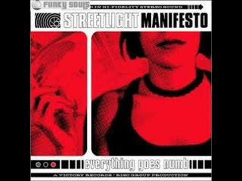 """""""A moment of silence"""" by Streetlight Manifesto"""