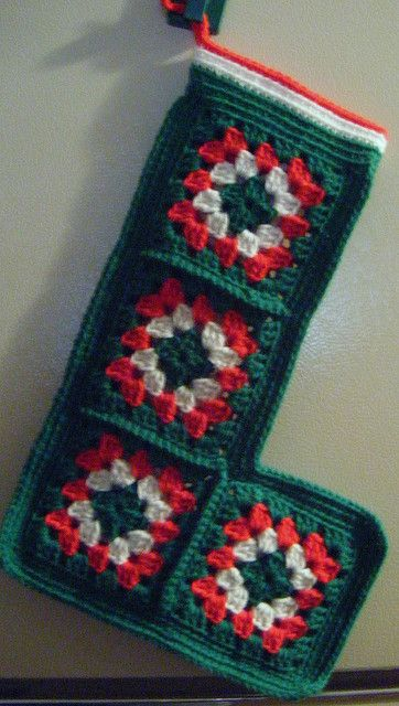 Christmas Stocking by brooklynirishgirl, via Flickr