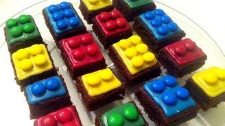 Une fête d'enfants sous le thème des Lego - Activités en famille - Canal Vie