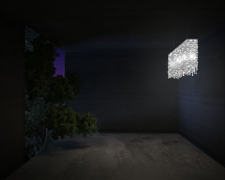 Linea crystal chandelier #Manooi #Chandelier #CrystalChandelier #Design #Lighting #Linea #luxury #furniture