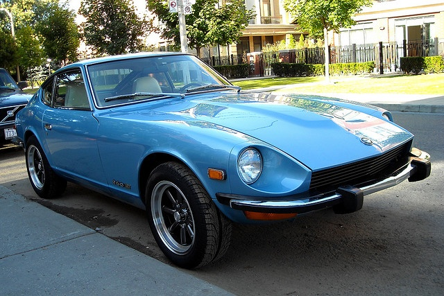 1974 Datsun 260Z - I owned a car very similar to this but never really drove it.  I traded a computer to purchase it.