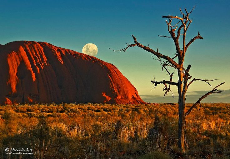 Ayers Rock – Urulu, Australia