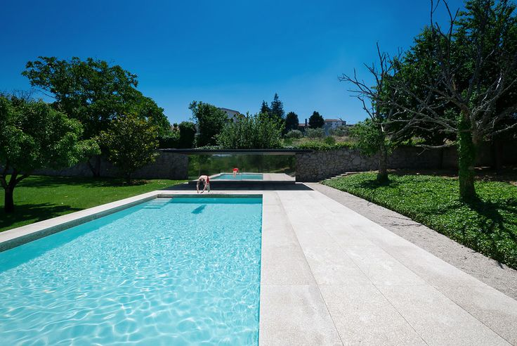 Swimming pool in Chamusca da Beir