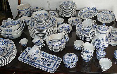Ankauf von hochwertigen Porzellanservice