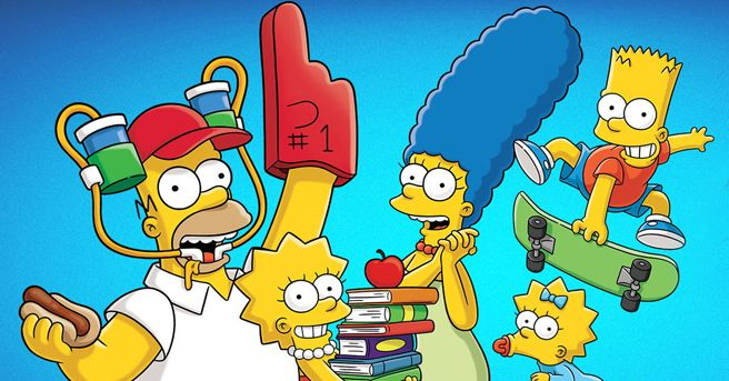 Disney will finally stream The Simpsons in the correct