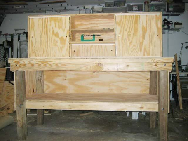 1000 Ideas About Reloading Bench Plans On Pinterest Reloading Bench Workbench Ideas And
