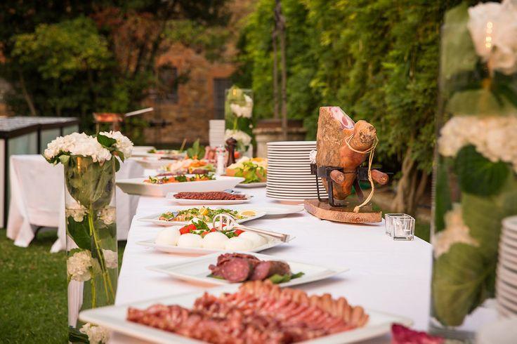 Regionale italienische Spezialitäten für eine perfekte kulinarische Abrundung einer jeden Hochzeit in Italien