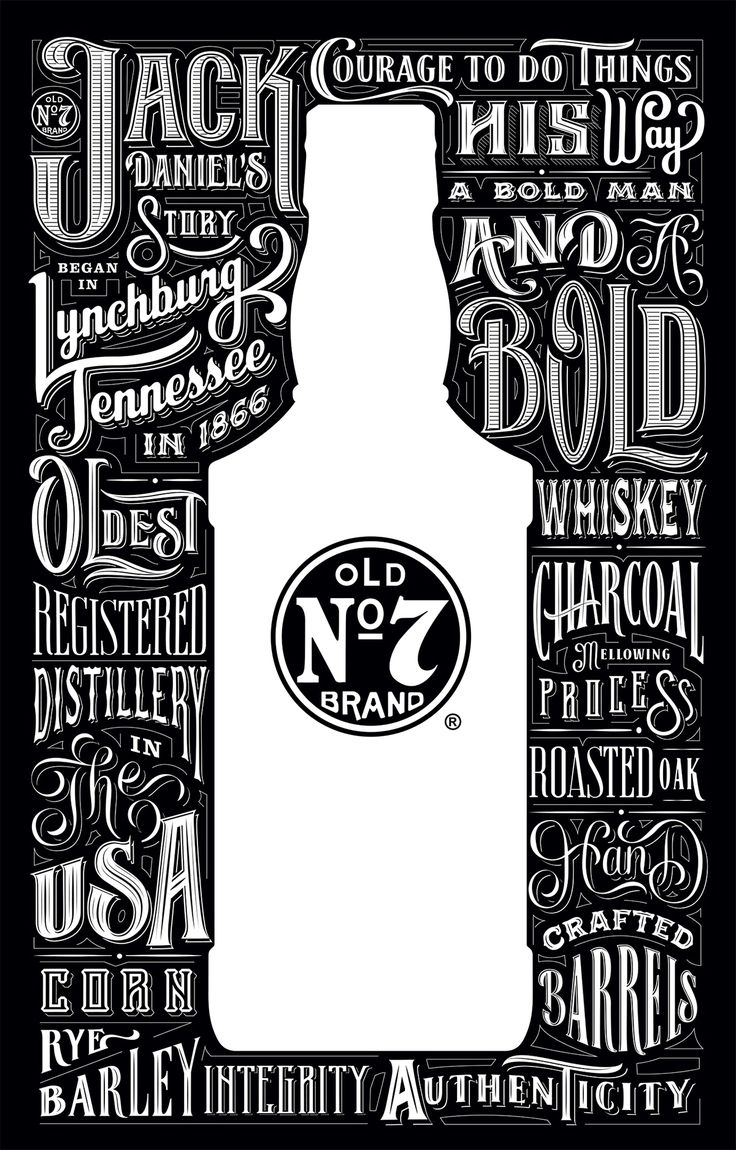 Jack Daniel's Gift Pack by Luke Ritchie / Bittersuite Communications Agency