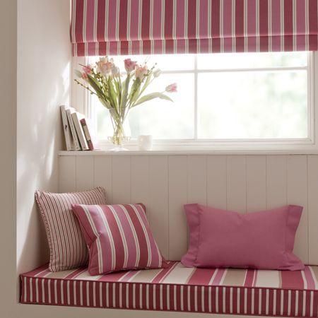 Clarke & Clarke - New England fabrics. Mix & match designs & patterns